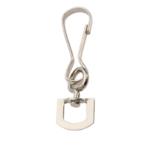 KJ025 Square nickel metal swivel hook supplies
