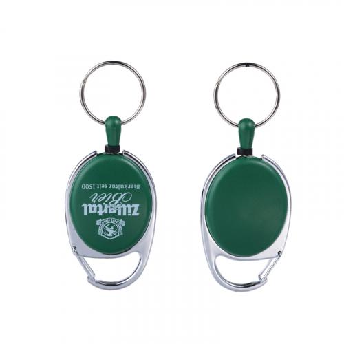 badge reel clips
