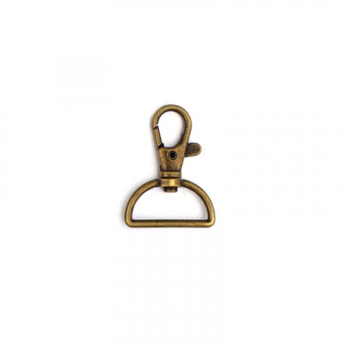 brass swivel hook