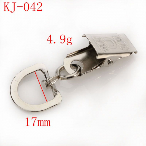 swivel bulldog clip