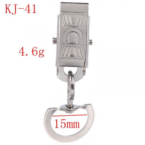 metal swivel clips