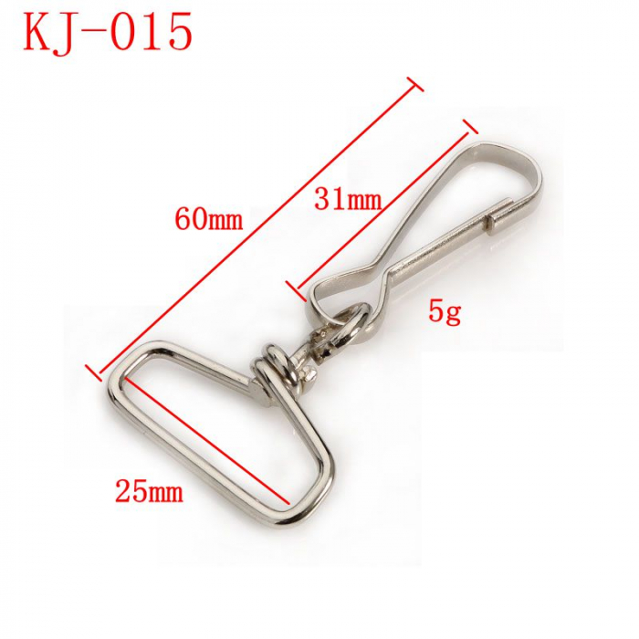 spring metal clips