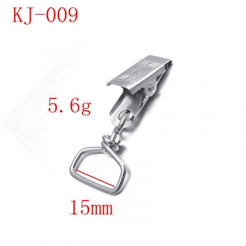 neck lanyard clip