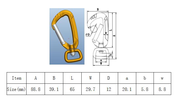 leash hook supply