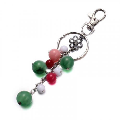 beaded purse charms