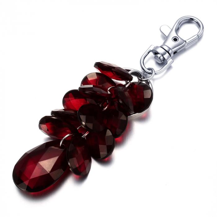 purse keychain charms