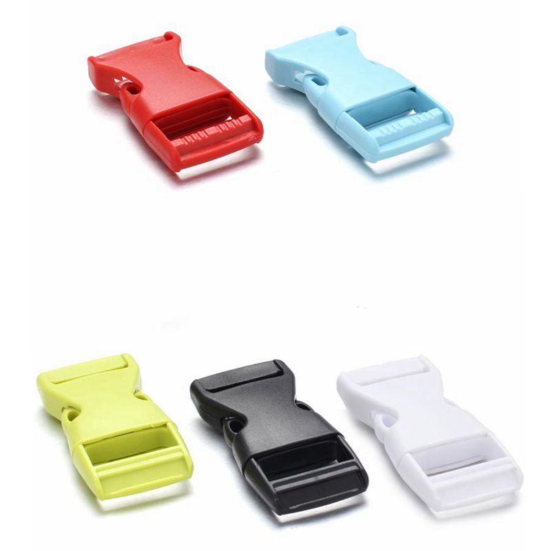 1inch Quick Release Buckle Breakaway Buckles plastic buckle webbing buckles Lanyard buckle belt strap hardware