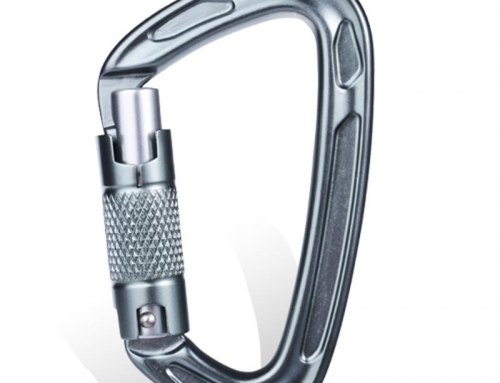 How to use carabiner