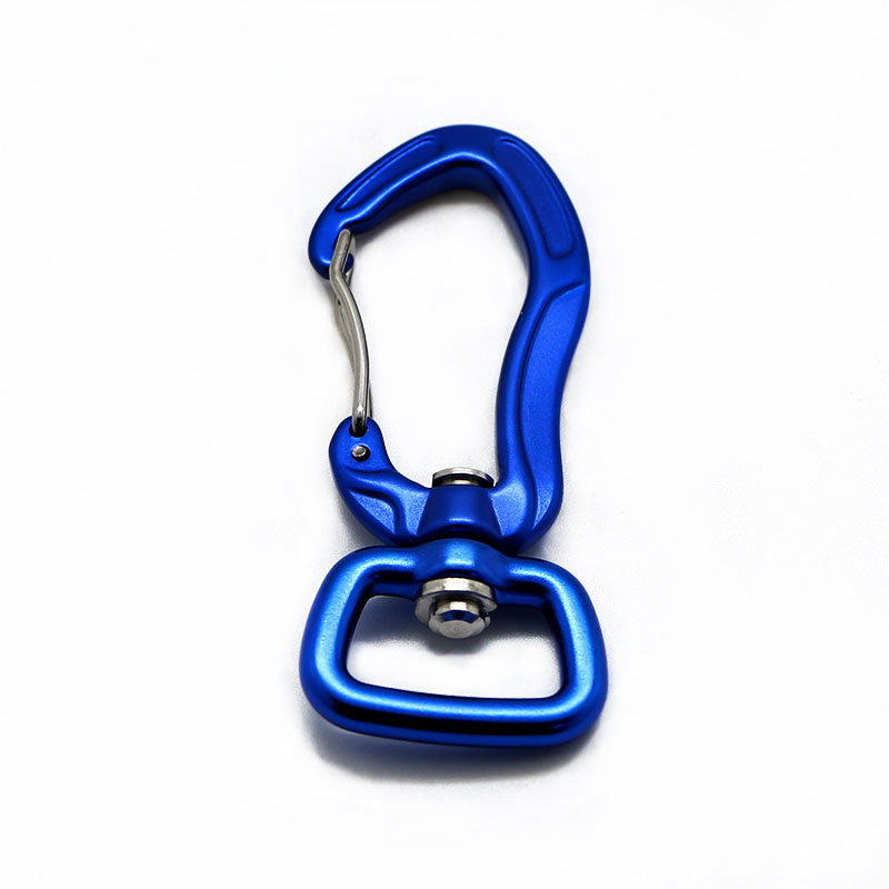 aluminum carabiner clips