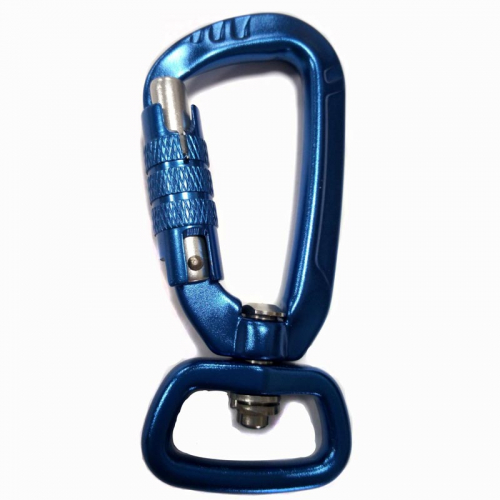 carabiner with lock