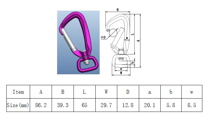 leash hook maker