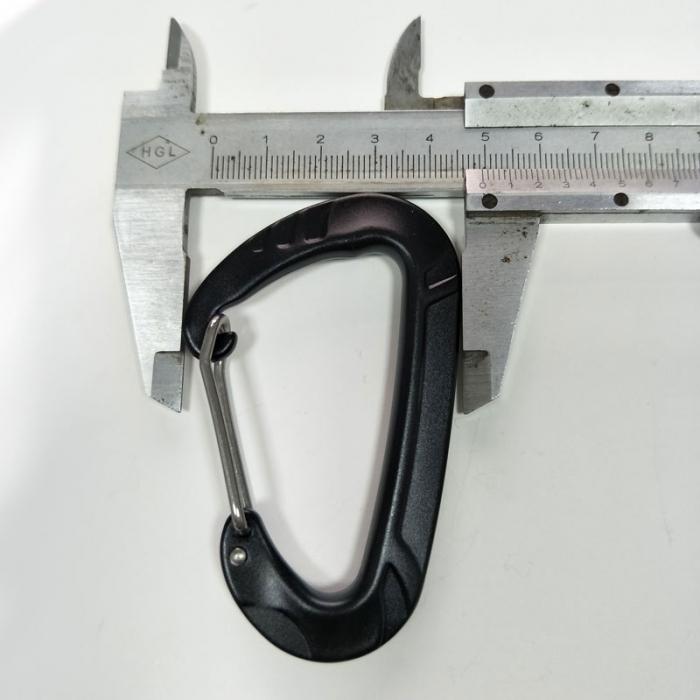 aluminum wire gate carabiners
