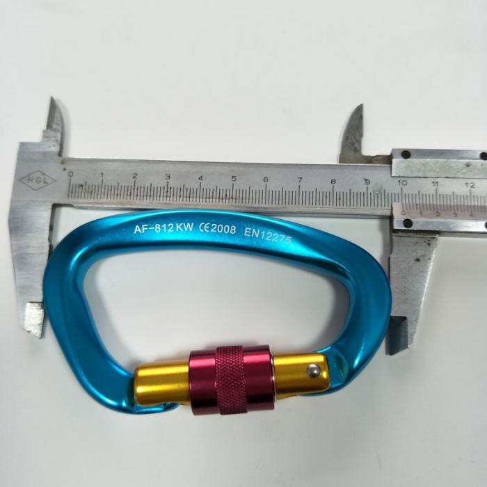 screwgate carabiner