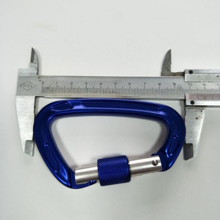screw lock carabiner