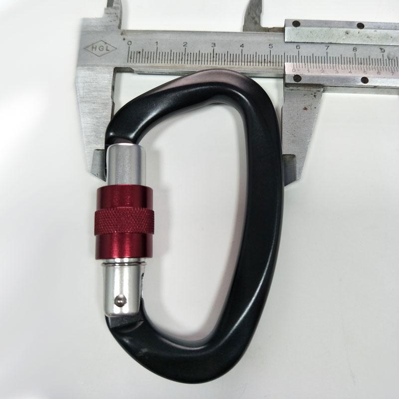 screw carabiner