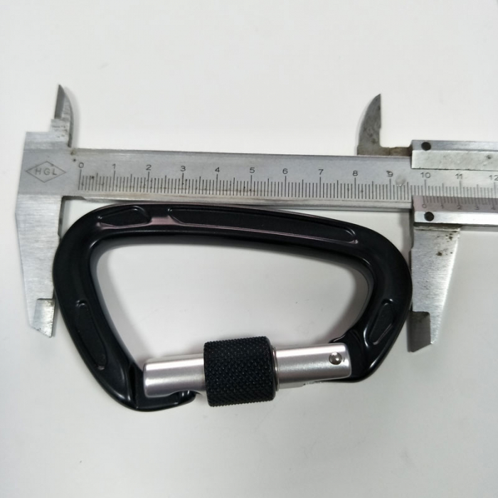 screwgate locking carabiner
