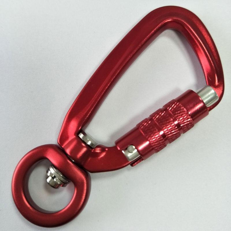 hooks locking carabiner