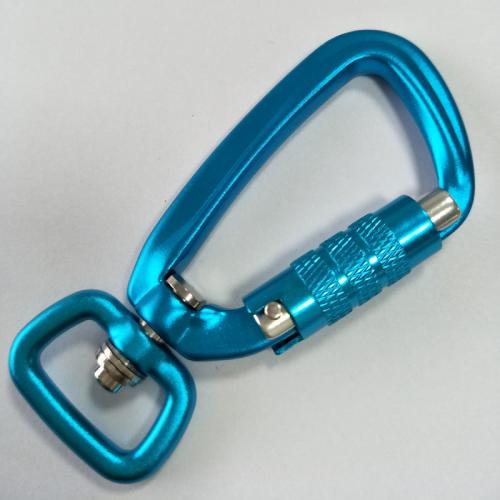 locking carabiners