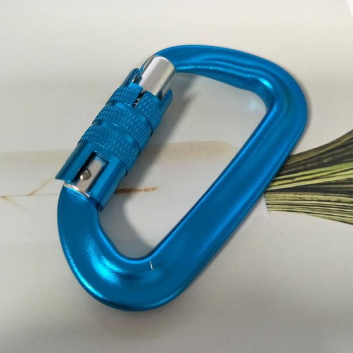25pc locking carabiner